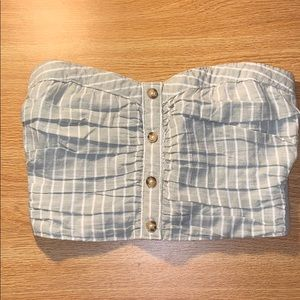 NWT Crop Top Abercrombie & Fitch